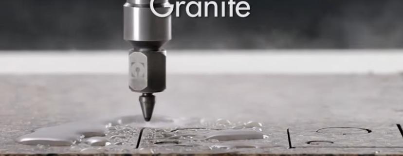 corte granito